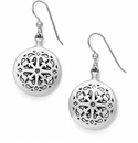Brighton Silver Ferrara French Wire Earrings