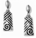 Brighton Silver Maya Post Drop Earrings