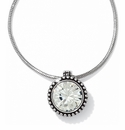 Brighton Silver Twinkle Grand Necklace