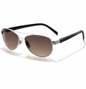 Brighton Sugar Shack Aviator Sunglasses