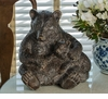 Bronze Bear Family Home Decor