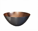 Dessau Home Bronze Copper Round Bowl Home Decor
