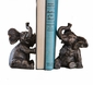 Dessau Home Bronze Elephant Bookends Home Decor