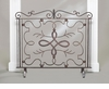 Bronze Firescreen with Veroundi Highlights Home Decor