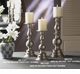 Bronze Pillar Candleholder - Large Home Decor