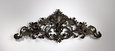 Bronzed Scrolled Iron Wall Art by Cyan Design