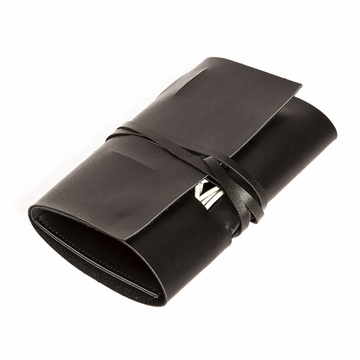 Brouk and Co Travel Cord Roll - Black