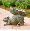 Bushy Tailed Squirrel Birdfeed by SPI Home