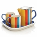 Cabana I-pot Tea or Coffee Set for Two by Hues & Brews