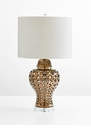 Casablanca Table Lamp by Cyan Design