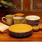 Casafina Autumn Waves Dinnerware Collection