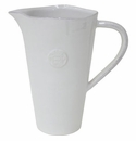 Casafina Forum White Pitcher