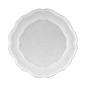 Casafina Impressions White Dinner Plate (6)