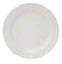 Casafina Meridian White Decorated Dinner Plate (6)