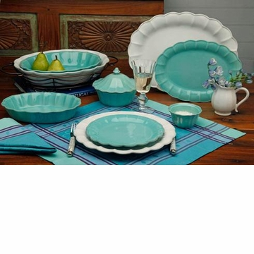 Casafina South Beach Turquoise Ramekin