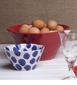 Casafina Spot On Red Serving Bowl