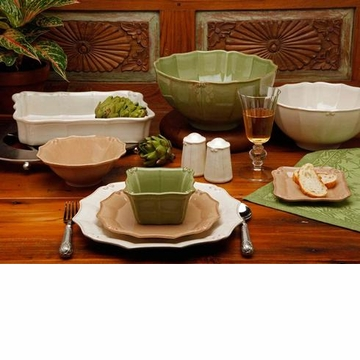 sc 1 st  Distinctive Decor : green square dinner plates - Pezcame.Com