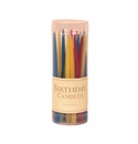 Caspari Birthday Candles-Brights Candle Birthday