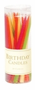 Caspari Birthday Candles-Tutti Frutti Candle Birthday