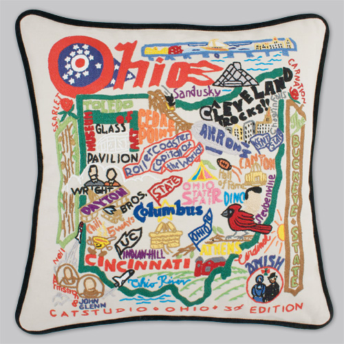 pillows and pennsylvania state geography gepi states pillow ohio