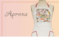 Cat Studio State Aprons