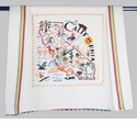 Cat Studio State Dish Towel - California