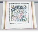 Cat Studio State Dish Towel - Massachusetts