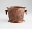 Cauldron Container by Cyan Design