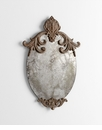 Charlemagne Rustic Mirror by Cyan Design