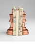 Checkmate Bookends by Cyan Design