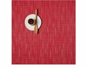 Chilewich Bamboo Placemat 13X14 Poppy