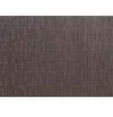 Chilewich Bamboo Table Mat 14x19 - Chocolate