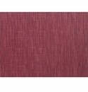 Chilewich Bamboo Table Mat 14x19 - Cranberry