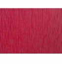 Chilewich Bamboo Table Mat 14x19 - Poppy