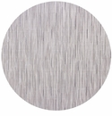 Chilewich Bamboo Table Mat 15 Round - Chalk