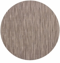 Chilewich Bamboo Table Mat 15 Round - Dune