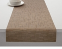 Chilewich Bamboo Table Runner 14X72 Amber