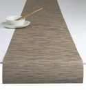 Chilewich Bamboo Table Runner 14x72 - Camel