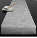 Chilewich Bamboo Table Runner 14x72 - Chalk