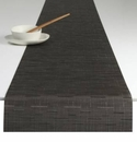 Chilewich Bamboo Table Runner 14x72 - Chocolate