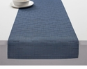 Chilewich Bamboo Table Runner 14X72 Lapis