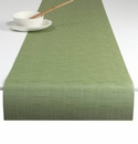 Chilewich Bamboo Table Runner 14x72 - Lawn