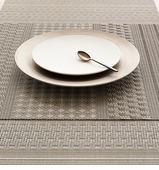 Chilewich Mixed Weave Luxe Placemats and Table Runners