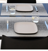 Chilewich Ombre Placemat and Table Runner