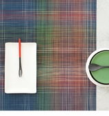 Chilewich Plaid Placemats and Table Runners