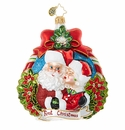 Christopher Radko A Merry Housing Market First Christmas Ornament