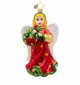 Christopher Radko Angelic Anna Ornament