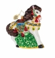 Christopher Radko Arabian Stallion Horse Ornament