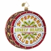 Christopher Radko Beatles Large Sgt. Pepper's Drum Ornament