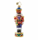 Christopher Radko Calling All Nutcrackers Ornament
